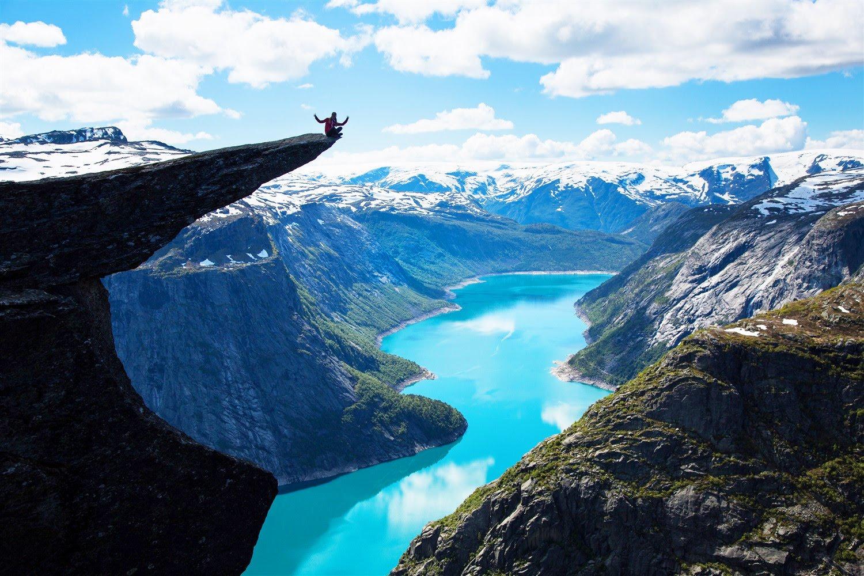 Noruega abre sus fronteras después de la cuarentena