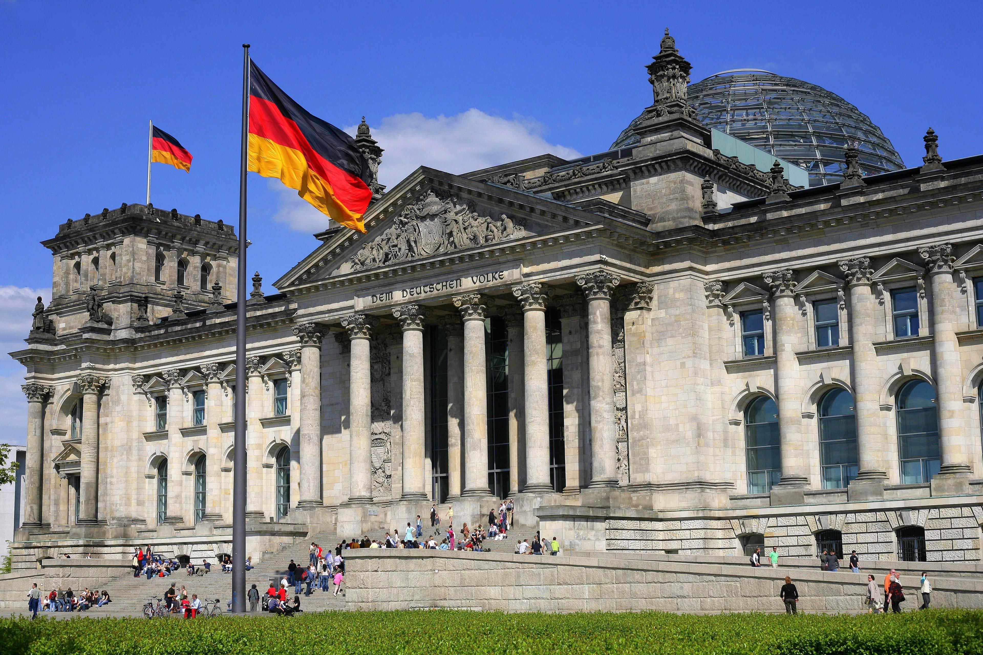 Alemania, abre sus fronteras después de la cuarentena