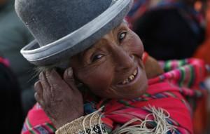BOLIVIA-MODA TRADICIONAL