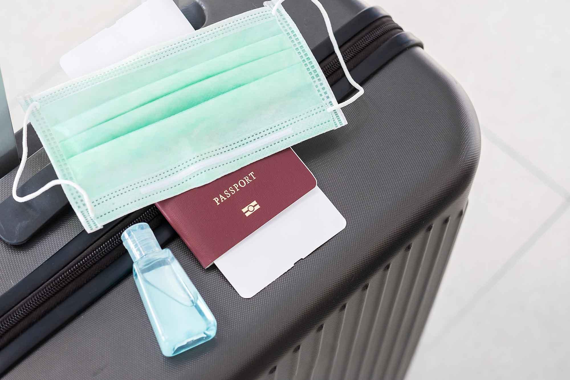 Pasaporte covid para viajar