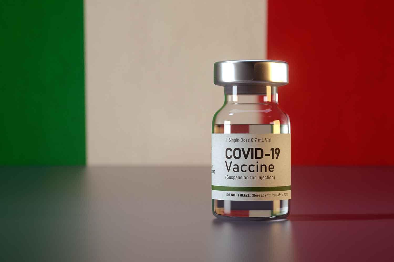 Vacuna Italia