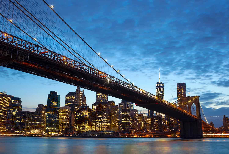 Nueva York bridge