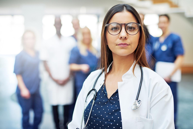 Trabajador de la salud Canadá