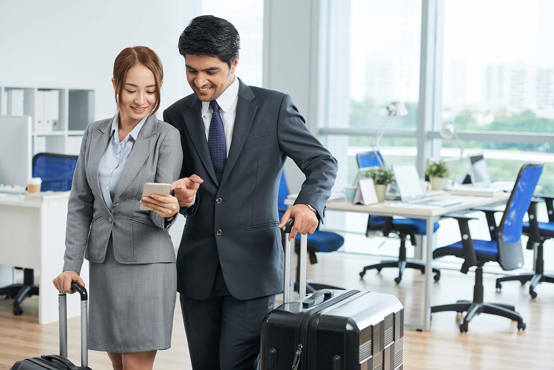 Empresas con viajes de negocios sostenibles