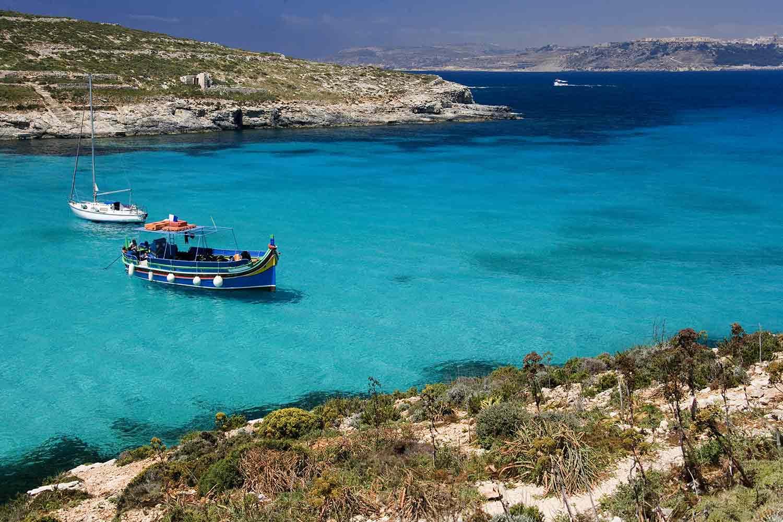 Gzira isla de Malta