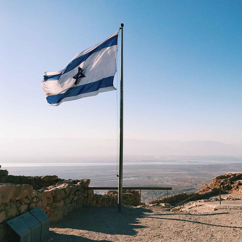 Israel recibe viajeros solos y vacunados