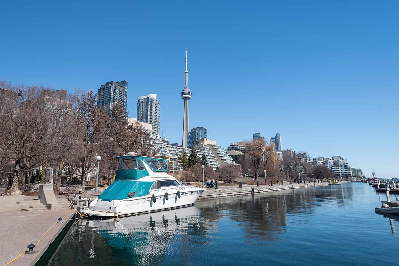 Ciudades para vivir Toronto