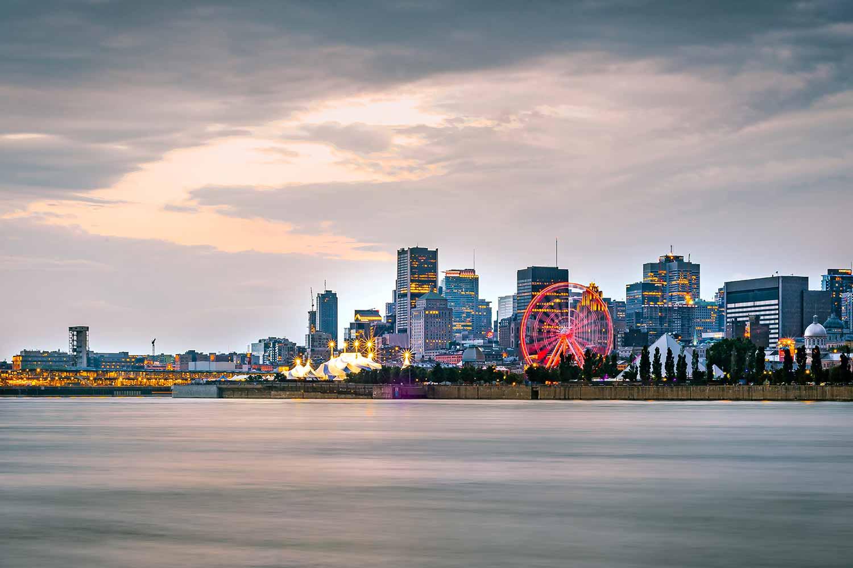 Ciudades para vivir en Canadá Montreal