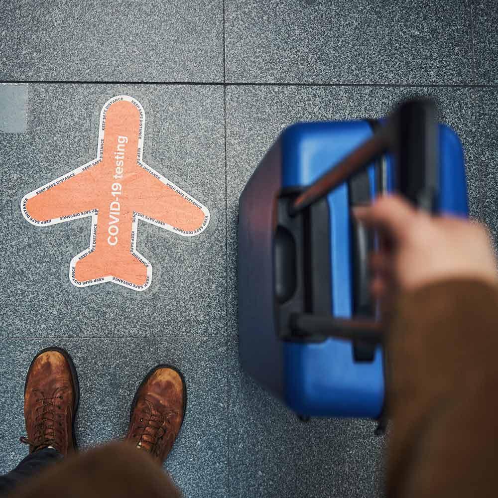 Restricciones para viajar a países de América Latina